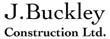 J. Buckley Construction Ltd Logo