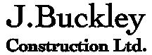 J. Buckley Construction Ltd Logo