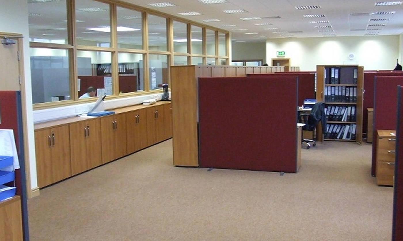 EPS Group Office Headquarters | head office premises | Commercial Construction project JBCLTD