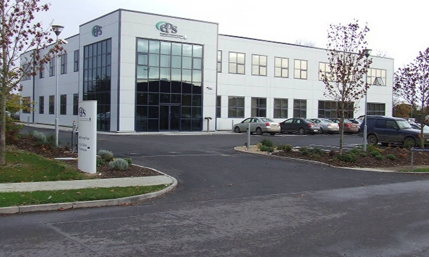 EPS Group Office Headquarters   head office premises  Commercial Construction project JBCLTD