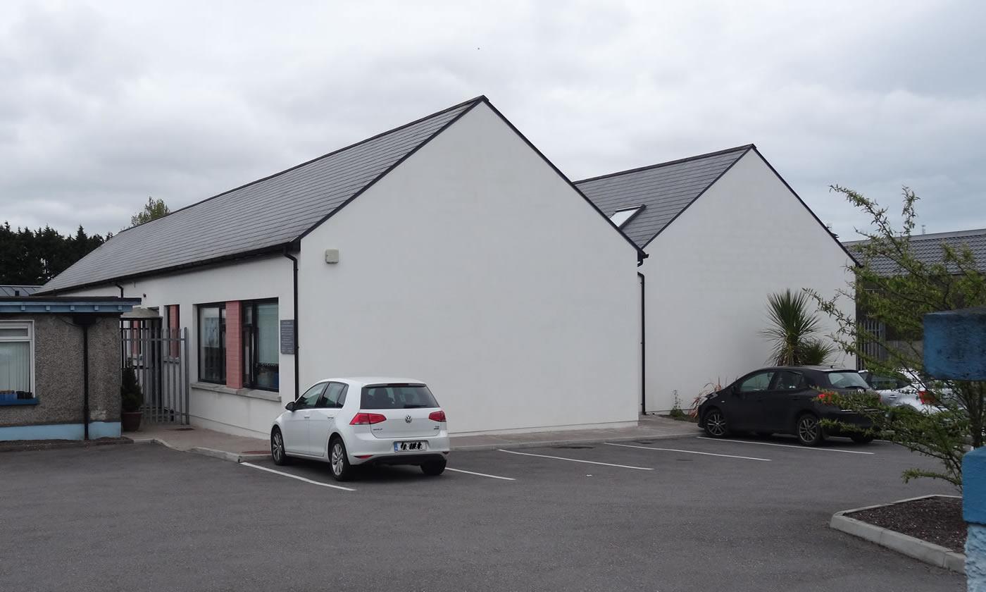 School Building - St John the Baptist NS | School Construction by JBC Ltd