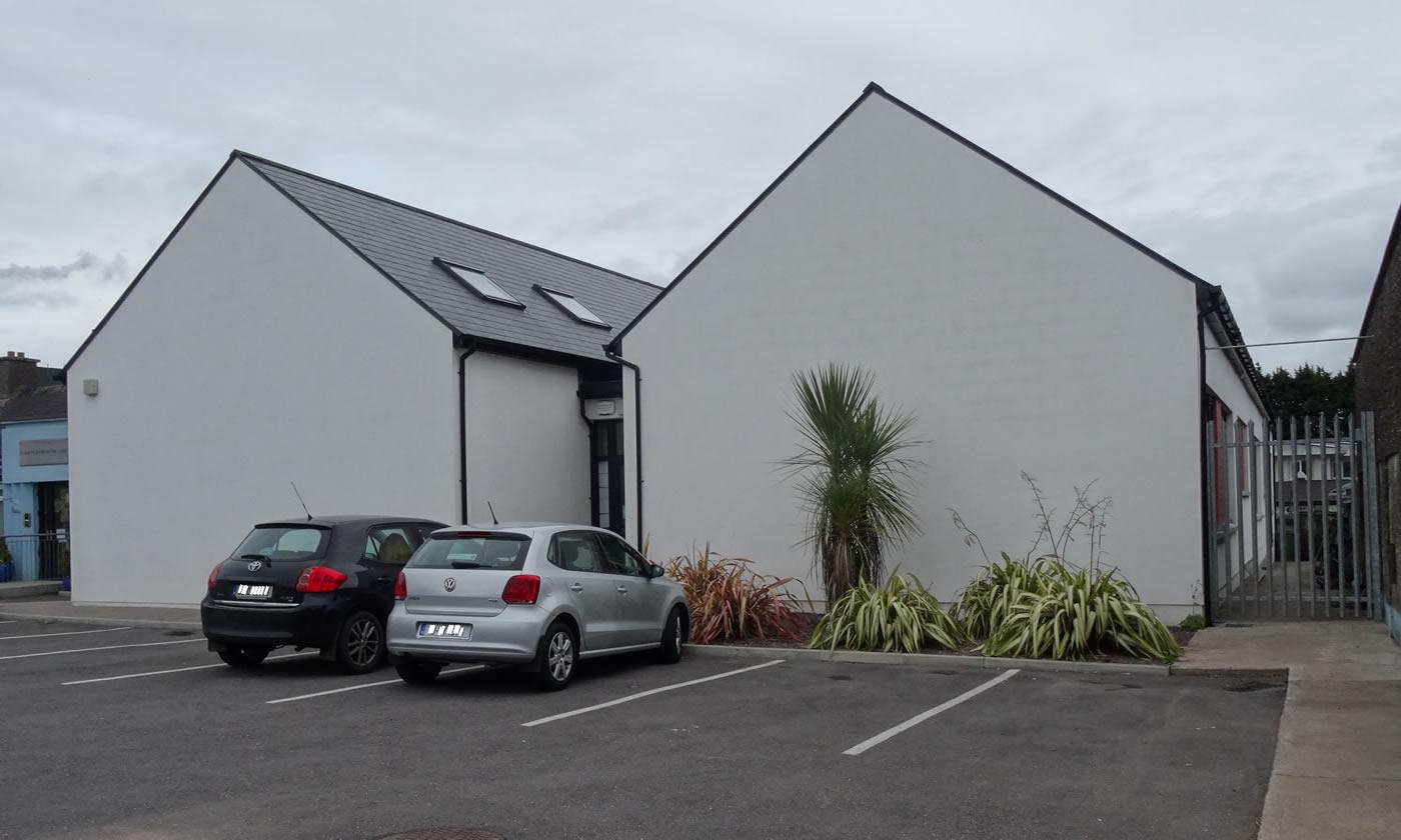 School Building - St John the Baptist NS