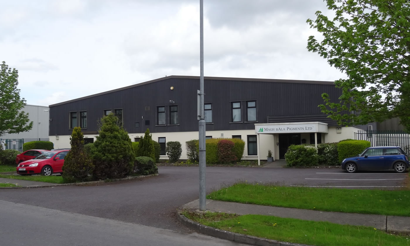 new state of the art Laboratory Building at Magni