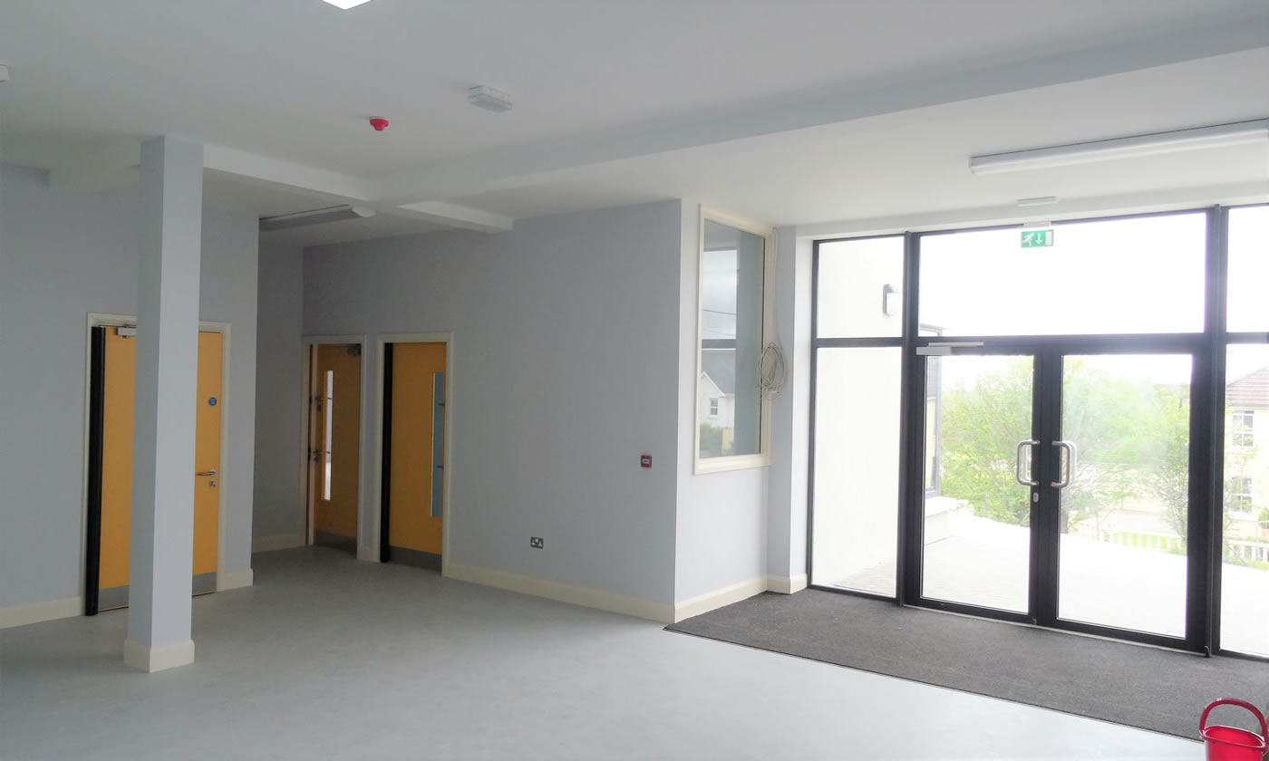 Aghada National School, Extension and Alterations | Education Construction by JBC Ltd