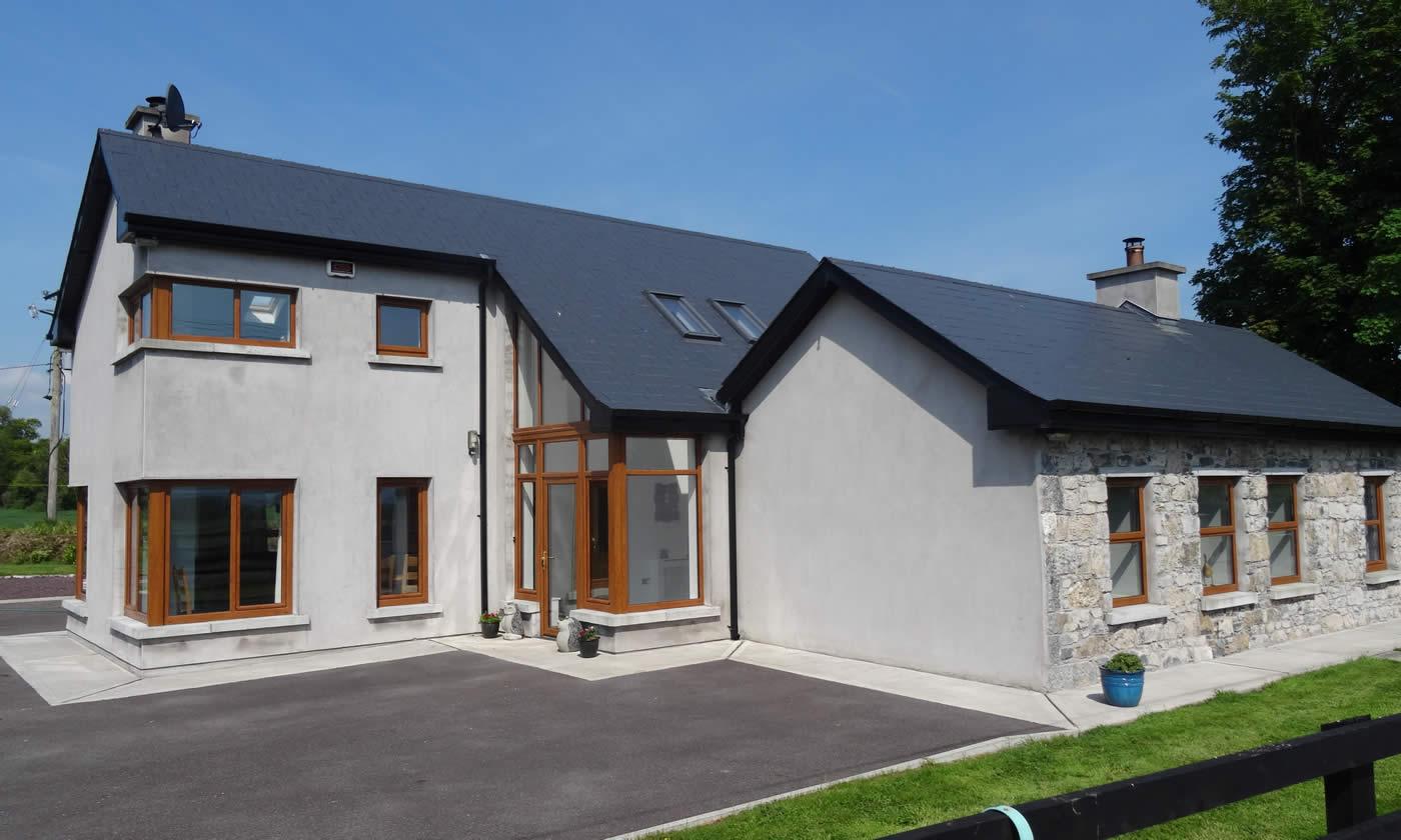 House in Casteltownroche Cork built by JBC Ltd