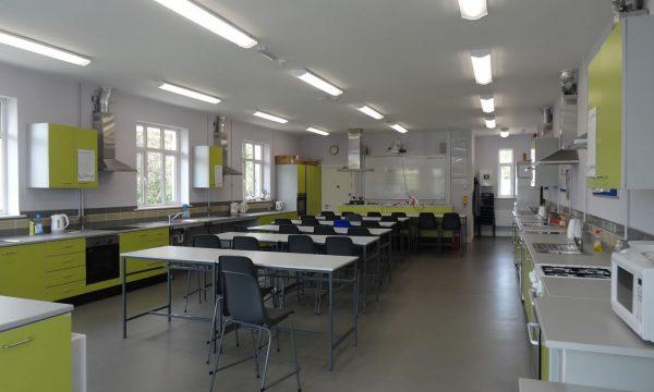 Science Laboratory Classrooms construction by JBC Ltd