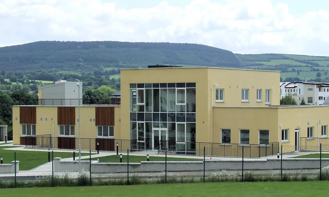 IWA Resource Centre   Health Care Construction, J. Buckley Construction Ltd